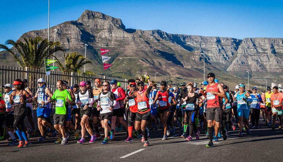 Sanlam Cape Town Marathon 2019