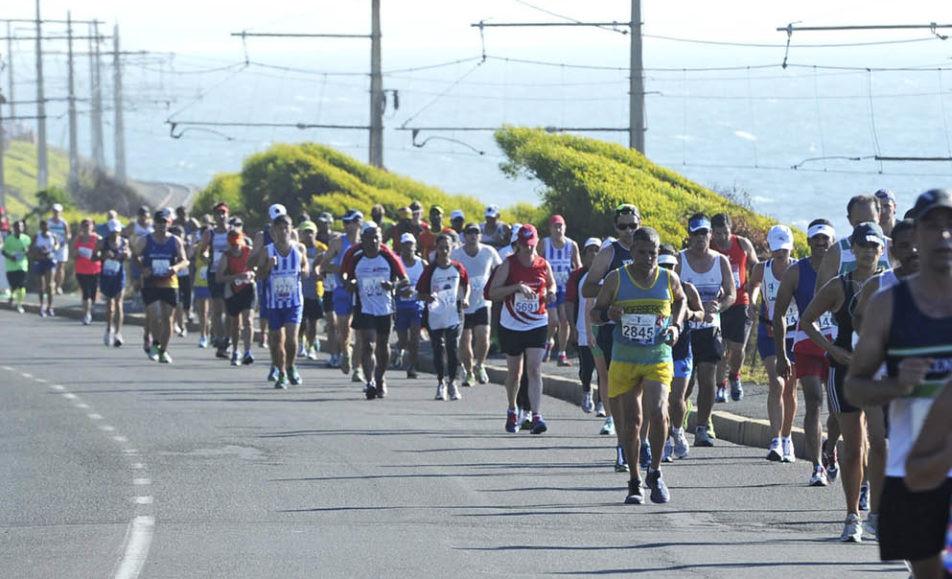Cape Peninsula Marathon 2019