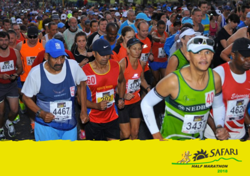 Safari Half Marathon 2020