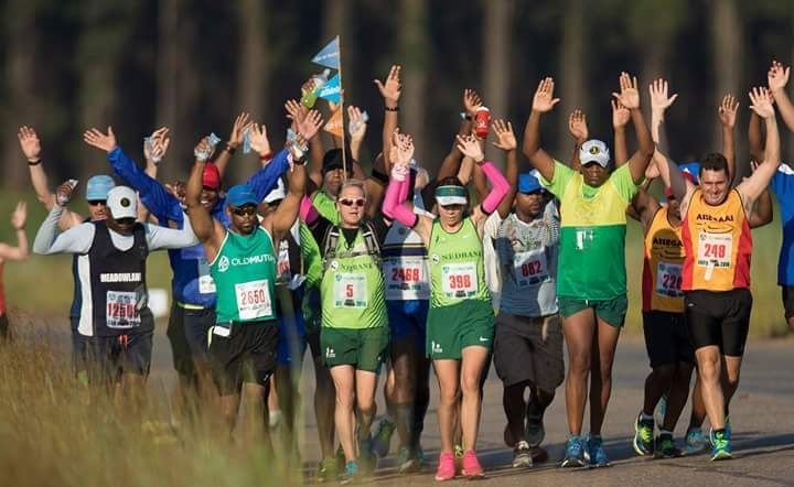 CapeGate Nedbank RC Virtual Run 2020