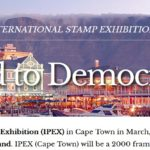 Cape Town International Stamp Exhibition – 8th – 12th November 2022