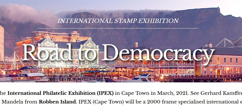 Cape Town International Stamp Exhibition 2021