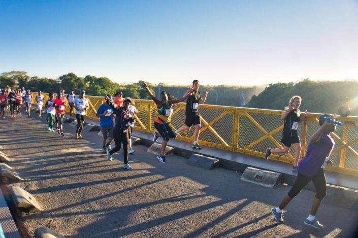 Victoria Falls Virtual Marathon 2020